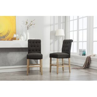 Red Barrel Studio Claro Upholstered Dining Chair