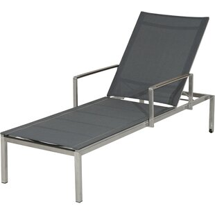 Nickelsberg Reclining Sun Lounger By Sol 72 Outdoor