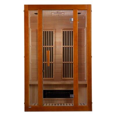 Maxxus 2 Person FAR Infrared Sauna Dynamic Infrared