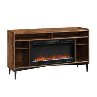 Gutierrez 60 TV Stand with Fireplace by Ivy Bronx