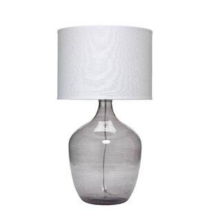 Pettit Extra Large Plum 33.5 Table Lamp
