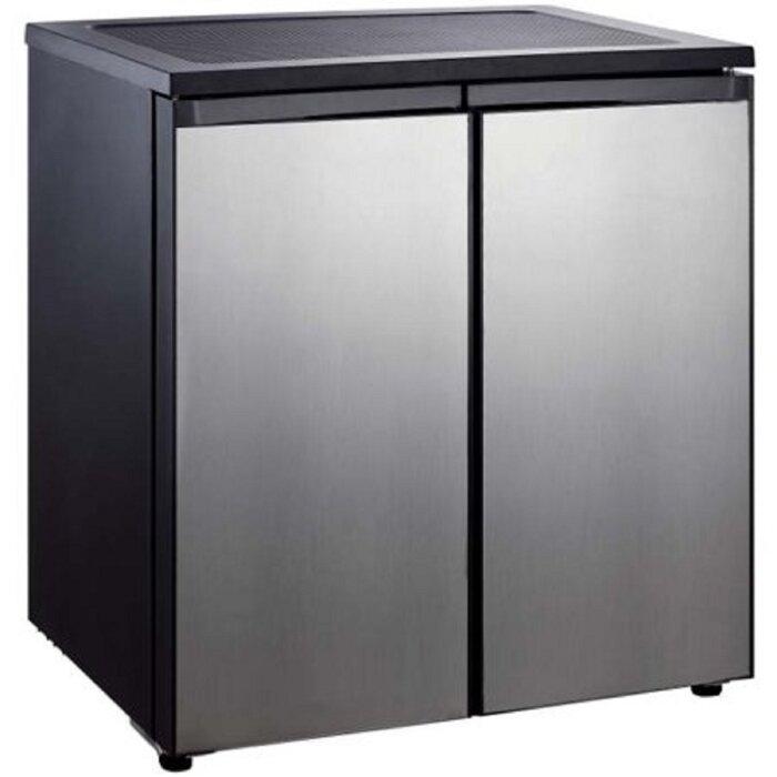 side by side refrigerator freezer