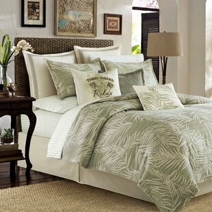 Palms Away 4 Piece Comforter Set