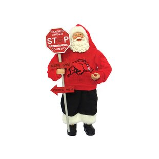 6befcb84149a2 NCAA Country Claus Figurine. by Santa s Workshop