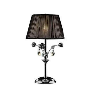 Crystal Rose 28 Table Lamp