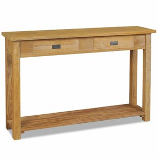 Jeremiah Console Table By Union Rustic