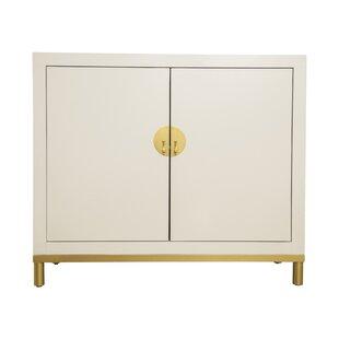 Ila 2 Door Accent Cabinet by Mercer41