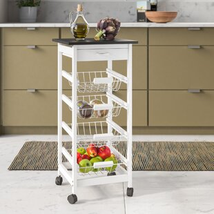 Kitchen Trolley By 17 Stories