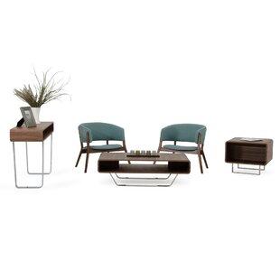 Orren Ellis Camron 5 Piece Coffee Table Set