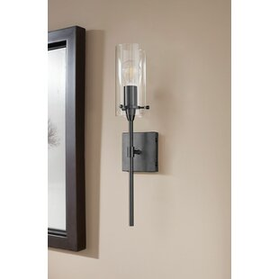 Modern contemporary sconces youll love wayfair save aloadofball Images
