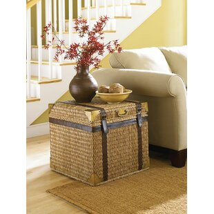 Greenville End Table with Storage by Bayou Breeze