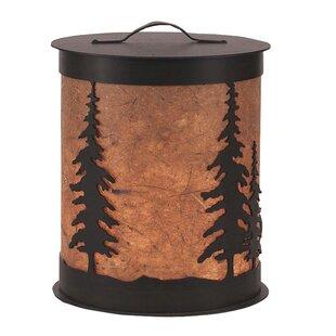 Loon Peak Goodman Feather Tree 1-Light Night Light