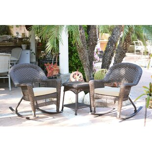 Starner 3 Piece Conversation Set