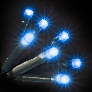 Hometime 100 LED Blue Ligh..