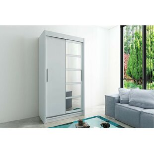 Sukran 3 Door Sliding Wardrobe By Ebern Designs