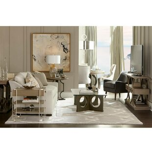 Virage 3 Piece Coffee Table Set Stanley Furniture Cheap