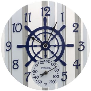 Find the perfect Springfield Precision 14 Wall Clock by Taylor