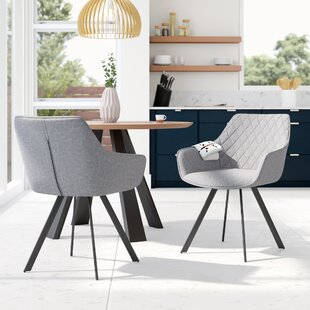 Almeida Upholstered Dining Chair (Set of ..