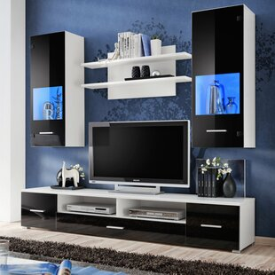 Find for Spooner Entertainment Center for TVs up to 75 by Orren Ellis Reviews (2019) & Buyer's Guide