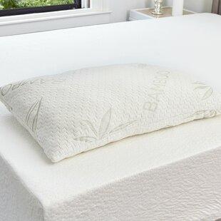 Alwyn Home Shredded Memory Foam Queen Pillow