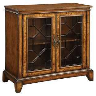 Astoria Grand Rowlands Accent Cabinet in Brown