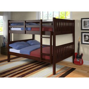Find a Valholl Full over Full Bunk Bed By Harriet Bee