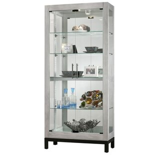 Kordell Lighted Curio Cabinet by Foundry Select