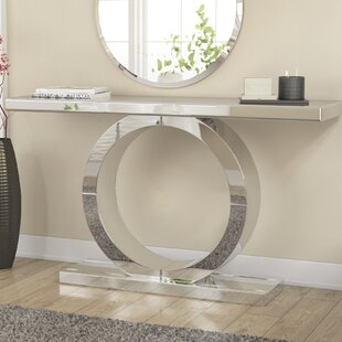 Manuel Console Table Orren Ellis
