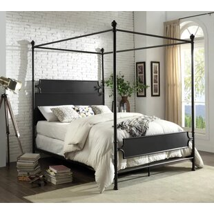 Gracie Oaks Mcrae Canopy Bed