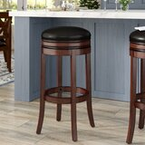 Mcmullin Counter & Bar & Extra Tall Swivel Stool by Darby Home Co