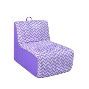 Tween Kids Chaise Lounge by kangaroo trading company