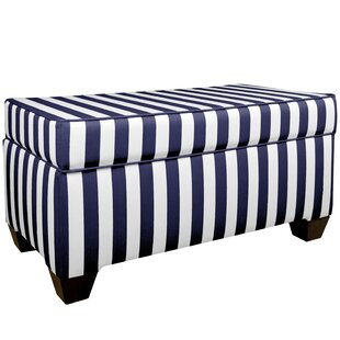 Adamsville Fabric Storage Bench