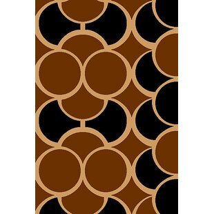 Compare & Buy Maez Brown/Black Area Rug By Latitude Run