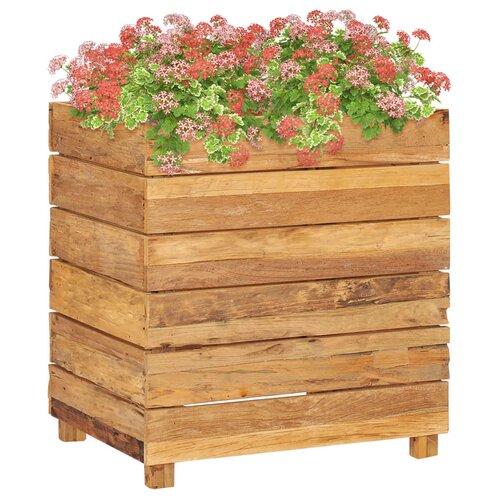 Cormac Wood Planter Box Freeport Park