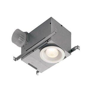 70 Cfm Bathroom Fan With Light
