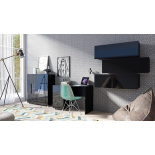 Hillary Entertainment Unit For TVs Up To 40