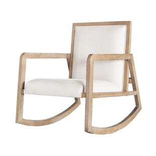 Hoff Rocking Chair by Bung..