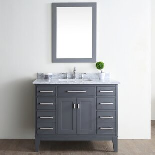 Save Charlton Home Arminta 42 Single Bathroom Vanity Set