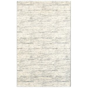 Verveine Cream/Gray Indoor Area Rug