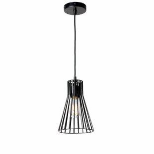 Wrought Studio Leda 1-Light Cone Pendant