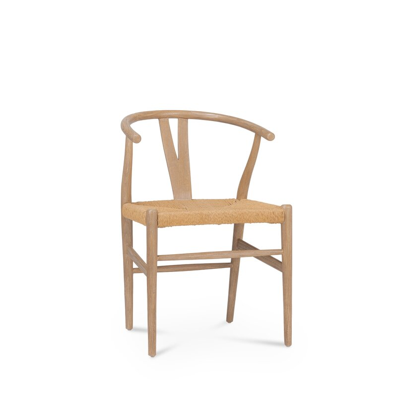 Corrigan Studio Armlehnstuhl Drye aus Massivholz