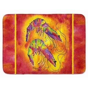 Odin Shrimp Memory Foam Bath Rug
