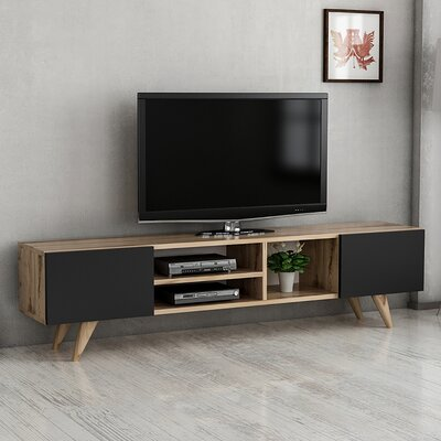 Black Tv Stands You Ll Love In 2020 Wayfair