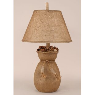 Coast Lamp Mfg. Pine Cone Bag 28
