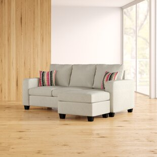 Morpheus Reversible Sectional Ottoman
