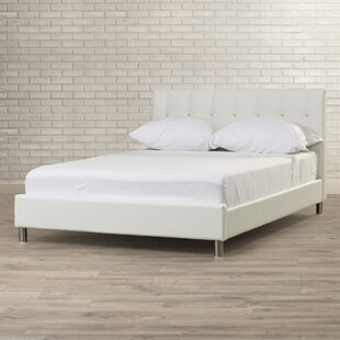 Reams Upholstered Platform Bed by Orren Ellis