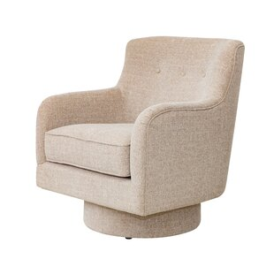 Affordable Liya Swivel Armchair by Latitude Run Reviews (2019) & Buyer's Guide