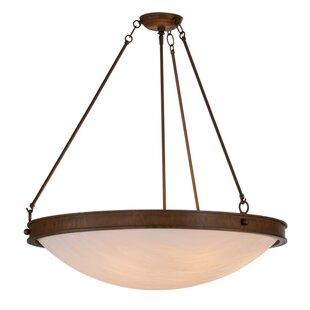 Meyda Tiffany Dionne 6-Light Bowl Pendant