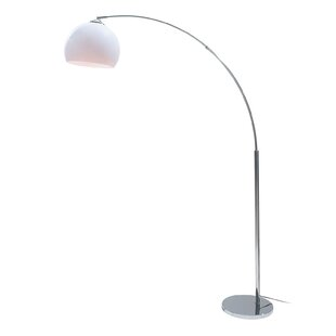 Compare 69 Arched Floor Lamp By Euro Style Collection