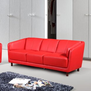 Evertsen Mid-century Modern Sofa by Ebern Designs No Copoun